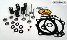 KibbleWhite Valves with Spring Kit and Seals, Gaskets  WR YZ 250F 01-13