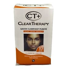 Clear Therapy Lightning Soap  With Carrot Oil