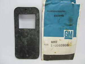 74-84 Chevrolet GMC C/G-Series Rear Side Marker LIght Lense Gasket NOS 5965988
