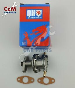 BRAND NEW MECHANICAL FUEL PUMP for MORGAN 4/4 1.6 cvh from 1982 to 1990 QH