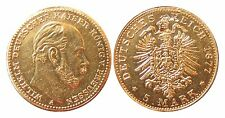 J244  5 Mark PREUSSEN Wilhelm 1 1877 A in VZ+