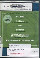 Celebrating the Art of the Short Film DVD (Mt. Head, Das Rad, Inja, Sangam, Deat
