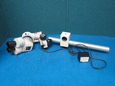 Unitron ZSB StereoZoom MicroScope 0.7-4.5 W Stand&Lite Mite Circular Illuminator
