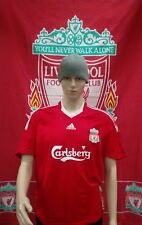Liverpool (Robbie Keane 7) 2008-2010 Adidas Football Shirt (Youths 11-12 Years)