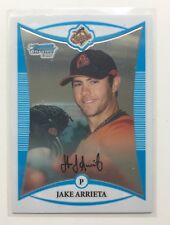2008  Bowman Chrome RC Jake Arrieta card # BCP 164 FREE SHIPPING
