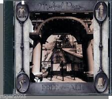 Michael Penn - Free-For-All - New 1992, 10 Song Rock CD!