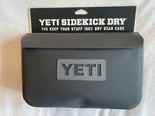 Yeti Sidekick Dry Bag Charcoal New