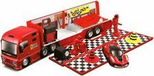 Camion di modellismo statico scala 1:43 per Ferrari