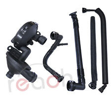 New PCV Crankcase Vent Valve & Breather Hose Kit for BMW 330i 325Xi E46 325i