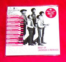 Jackson 5 Soul Source Best Of Jackson 5 Remixes MINI LP CD UICZ-1328