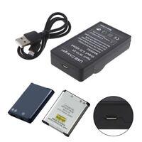 Battery Charger For Nikon EN-EL19 S2500 S2600 S3100 S3300 S4100 S3300 Battery