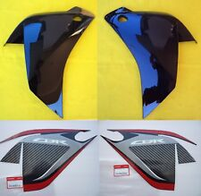 Honda CBR 125 R Fairings Front BLACK + DECALS 2011 2012 2013 2014 2015 2016 2017