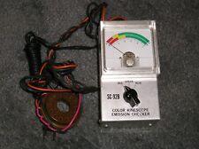 Color Kinescope Emission Checker, New old stock, No Box