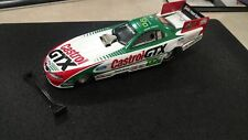 Action 1/24 2000 John Force Castrol Mustang Diecast Funny Car