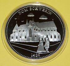 Mecklenburg Medal -Dom zu Schwerin 36mm, 14,6g, Proof Like + Zertifikat