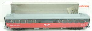 Marklin 4378 Restaurant Passenger Car LN/Box