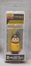 Star Trek : The Original Series - Lieutenant Hikaru Sulu Pin Mate Wooden Figure