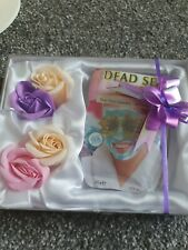 Face mask and soap roses Set