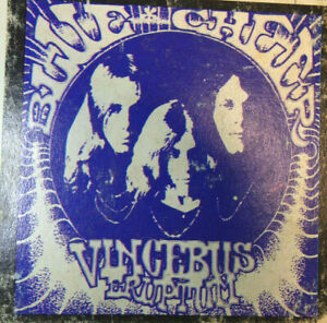 Blue Cheer Vincebus Eruptum 8 Track Tape RARE!!! Psyche Acid - 1st Heavy Metal