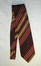 LOTTO di 6 cravatte CANALI in seta 100%