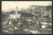 Ceva ( Cuneo ) -  cartolina viaggiata nel 1910 per Oratino