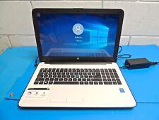 "HP Notebook 15-ac113cl 15"" i3-5005U 2.00GHz 500GB 8GB Touchscreen"