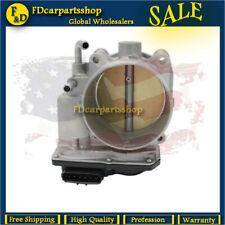 Throttle Body Valve 4H23-9F991-BC For 2006 Range Rover HSE L322 4.4L 4H239F991BD