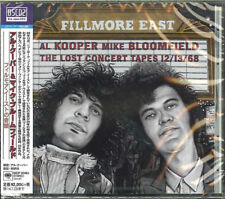 AL KOOPER AND MIKE BLOOMFIELD-FILLMORE EAST: THE LOST-JAPAN BLU-SPEC CD2 E25
