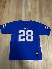 Buffalo Bills Nike CJ Spiller Youth Size Large Jersey
