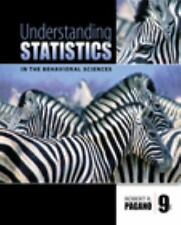 Understanding Statistics in the Behavioral Sciences, by Pagano, 9th Edition