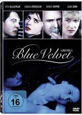 DVD BLUE VELVET v. David Lynch, Kyle MacLachlan, Isabella Rossellini ++NEU