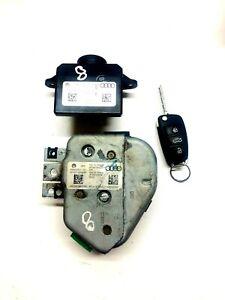 OEM Audi A6 C6 4F Steering Control Column SET  Immobiliser 4F0905852E 4F0910852B
