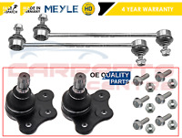 FOR VAUXHALL ASTRA G 2 LOWER BALL JOINTS 2 HEAVY DUTY ANTIROLL BAR DROP HD LINKS