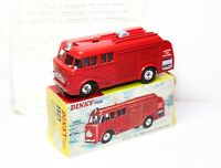 Dinky 276 Airport Fire Tender In Its Original Box - Near Mint Vintage Original