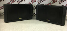Pair of Yamaha S60 Professional Speaker System
