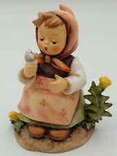"New ListingVintage Hummel Goebel ""Make a Wish' 1987 West Germany Figurine 475 Signed"