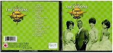 1760 - CD - THE BEST OF THE ORLONS CAMEO PARKWAY 1961 - 1966