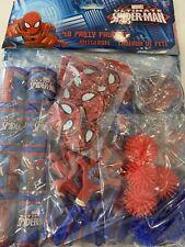 Marvel Ultimate Spider-Man Mega Value 48 Party Favours