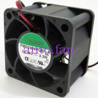 For SUNON PMD2404PQB1-A 26V 3.3W 4CM 40 * 40 * 28MM 2pin Inverter fan