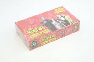The Munsters Series Collectible Trading Cards 36-Pack Box