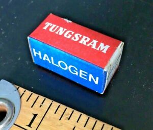 TUNGSRAM 56020 20W 6V Halogen bulb for microscope, NOS made in Hungary