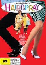 Hairspray (1988) DVD Movie BRAND NEW SEALED MUSICAL ROMANCE R4