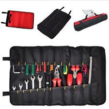 Car Waterproof Screwdriver Spanner Pocket Reel Rolling Tool Carry Case Pouch Bag