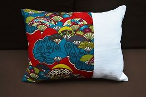 SNxx Oriental Art Paint designer Linen Pillow Case/Cushion Cover*Custom Size