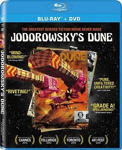 New Jodorowsky's Dune (Blu-ray / DVD)