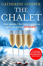 The Chalet, Very Good Condition Book, Cooper, Catherine, ISBN 0008400229