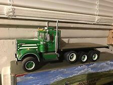 1970 Kenworth W-900 Challenge Mixer Gone Straight Truck Pusher Axle 1/25 Built