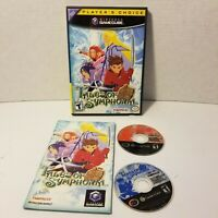 Tales of Symphonia (Nintendo Gamecube) Complete CIB Player's Choice Namco