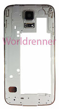Carcasa Medio G Chasis Middle Frame Cover Bezel Back Samsung Galaxy S5 Neo