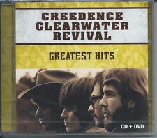 Creedence Clearwater Revival - Greatest Hits (CD + DVD) NEW/SEALED